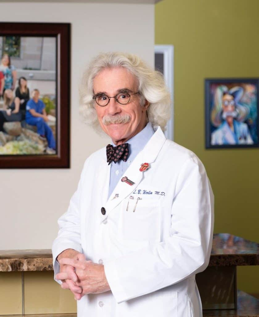 """DR. LAWRENCE WERLIN NAMED AMONG """"Orange County's Physicians of Excellence"""""""