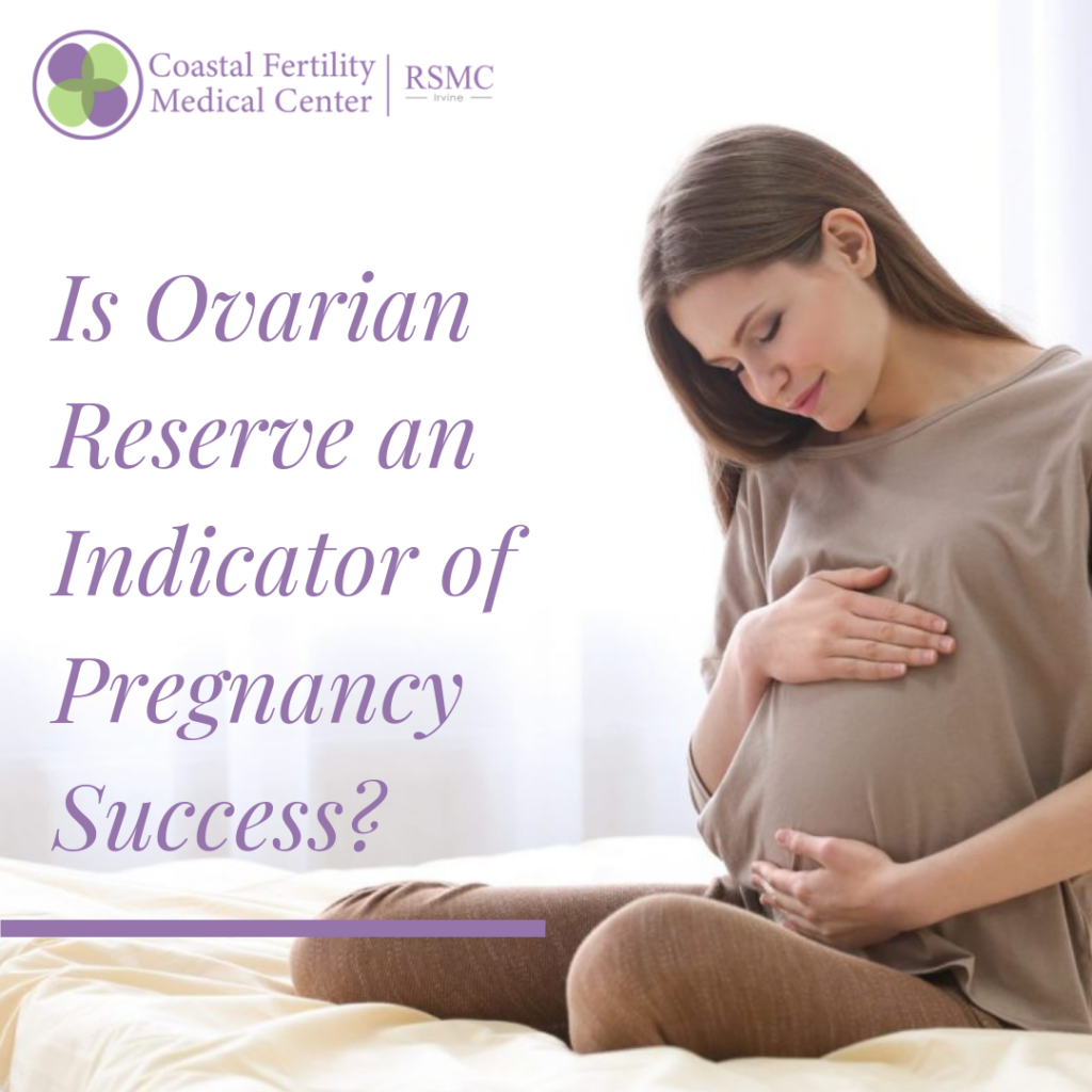 Is Ovarian Reserve an Indicator of Pregnancy Success?
