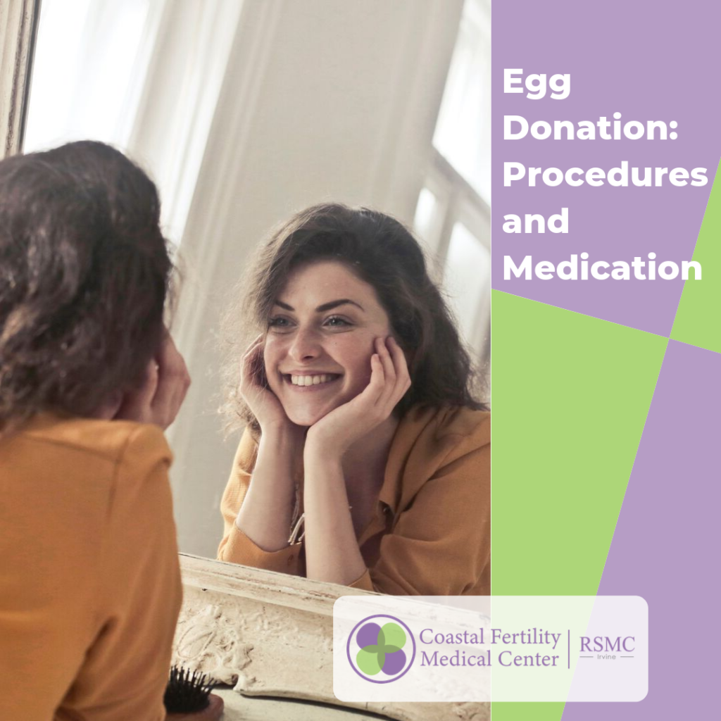 Egg Donation: Procedure and Medication