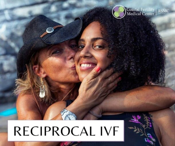 Reciprocal IVF
