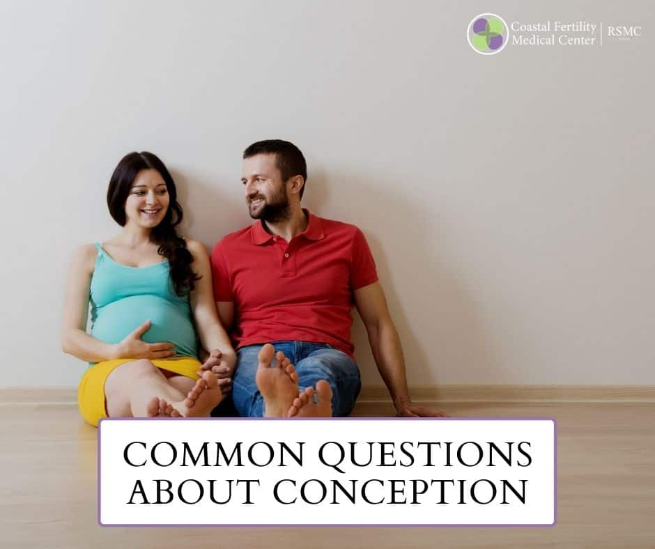 COMMON QUESTIONS ABOUT CONCEPTION