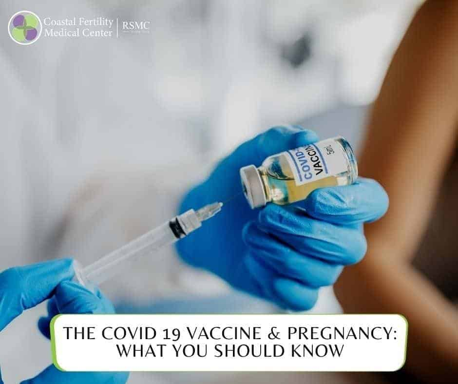 The COVID 19 Vaccine & Pregnancy: What You Should Know